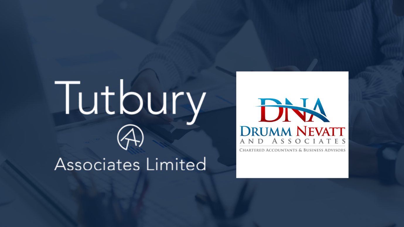 Tutbury & Associates Limited is under new ownership with Drumm Nevatt and Associates.