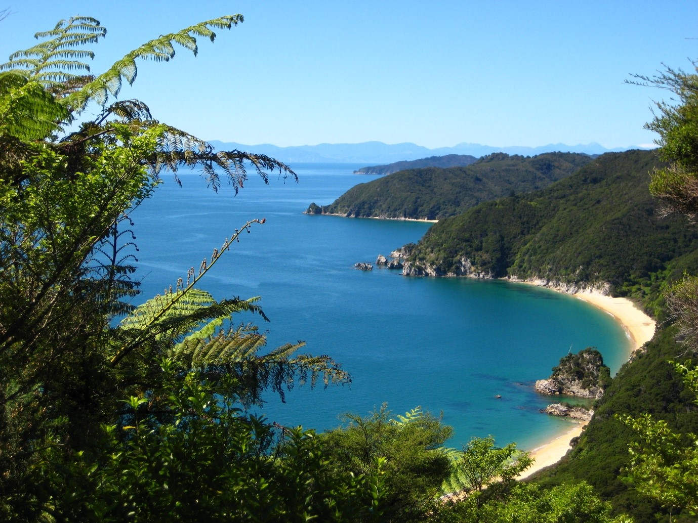 Now is a great time to enjoy coastal walks, beaches and sunshine at the Abel Tasman Coast Track says award-winning luxury Nelson motel Century Park Motor Lodge.