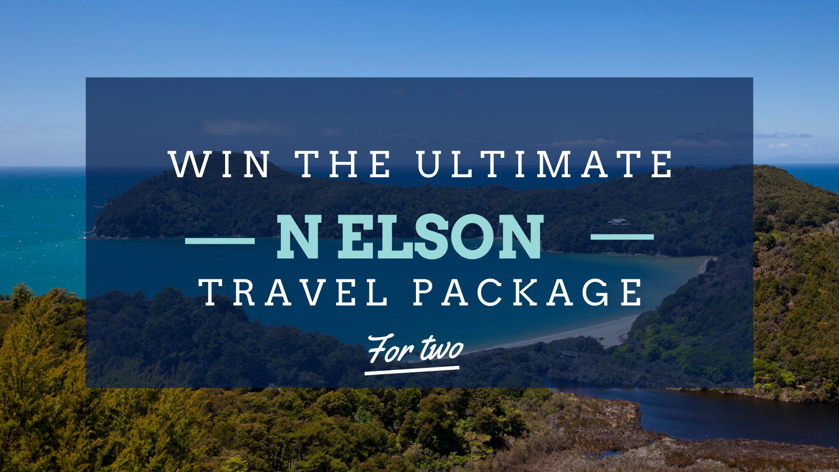 You are currently viewing Be in to win the ultimate Nelson travel package on offer from the award-winning luxury Nelson motel Century Park Motor Lodge.