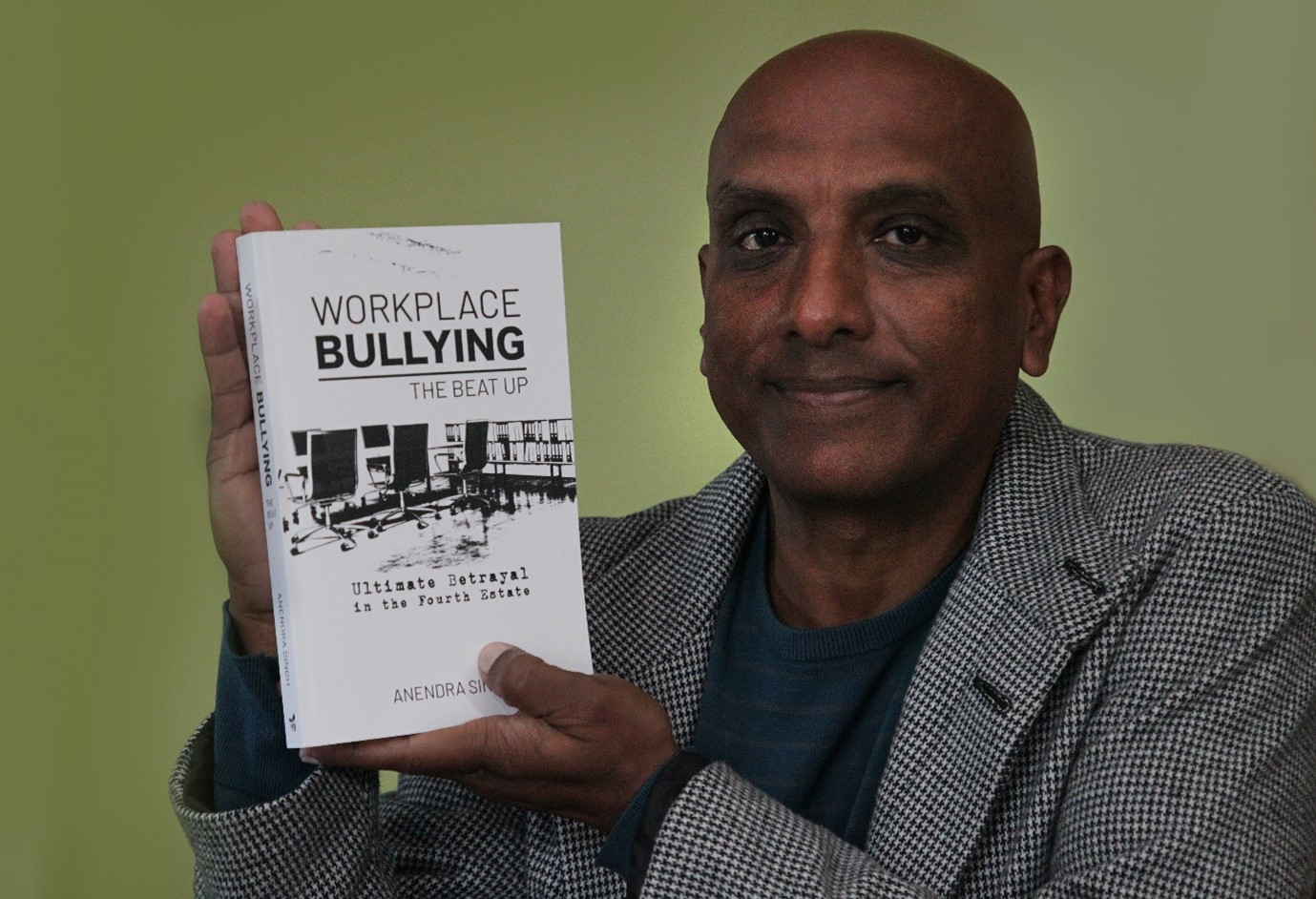 You are currently viewing Hastings journalist Anendra Singh's maiden book sheds light on workplace bullying in New Zealand.
