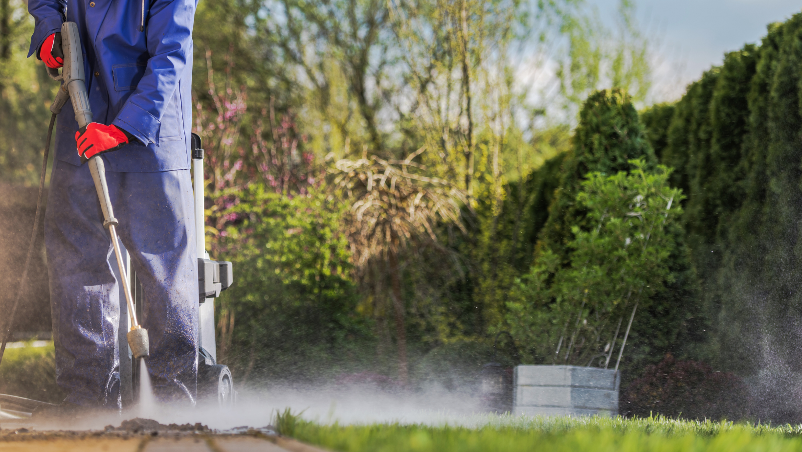 You are currently viewing Four reasons you need a house wash this spring with Rotorua's Exterior Washing Services
